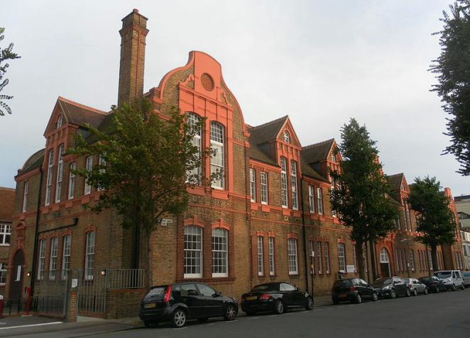 Connaught Road/Hove Manor School | The Voice of Hassocks: Creative Commons
