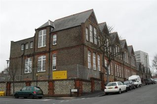 Downs Junior School; formerly Ditchling Road Council School | Wikipedia Commons: Photographer - Hassocks5489