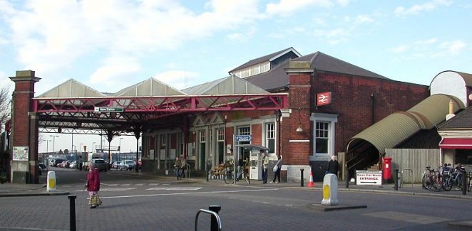 Hove Station | Hassocks5489:Wikimedia Commons