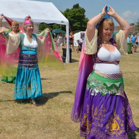 Woodingdean Carnival: © Tony Mould