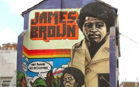 North Laine street art