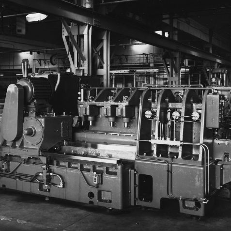 Special Purpose 4 Station Transfer Machine Built for Ford c. 1950's | From the private collection of Peter Groves