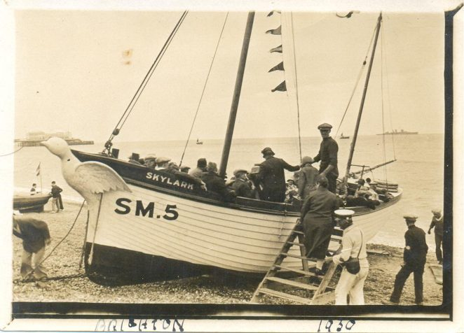 The Skylark 1930   From the private collection of Diane Ruff