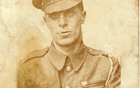 Alfred W N Langrish, Sussex Division RNVR