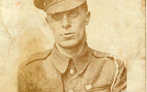 Alfred W N Langrish, Sussex Division RNVR