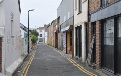 Trafalgar Lane