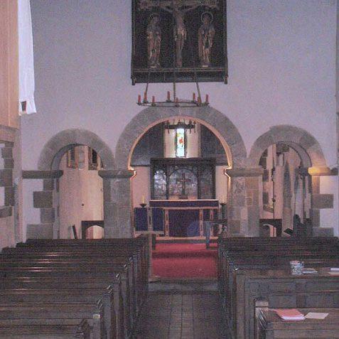 St Wulfran's church 2005 | Photo by Jennifer Drury