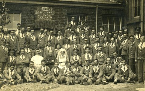 East Surrey's regiment in World War I