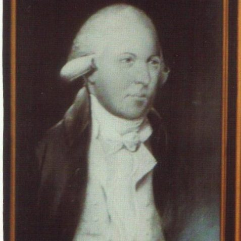 Andrew Crawford of Brighton (1745-1800) at the age of 46 | From the private collection of Ray Crawford