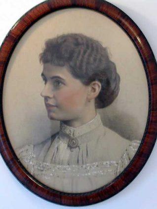 Ann Lewis Major [known as Annie] 30 Aug 1861-1954
