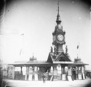 The Aquarium photographed c1890 | Image reproduced with kind permission from Brighton and Hove in Pictures by Brighton and Hove City Council