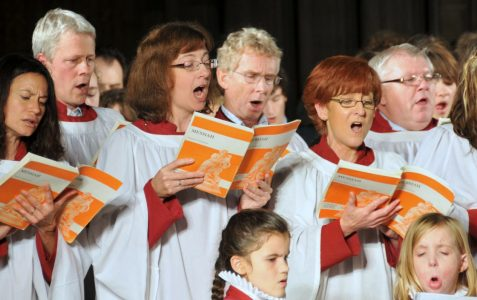 Carol Concert in aid of The Martlets and The Argus appeal