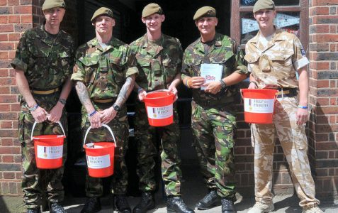 Armed Forces Day: Help for Heroes