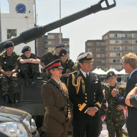 Armed Forces Day 2010 | Photo by Tony Mould