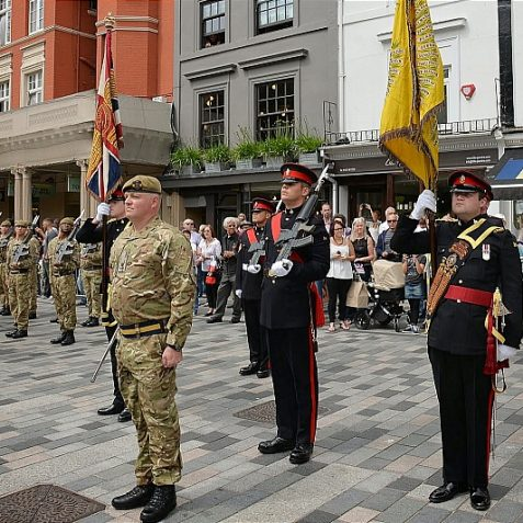 Armed Forces Day 2014 | ©Tony Mould: all images copyright protected