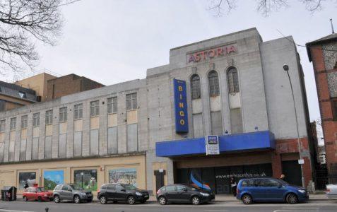 The Astoria cinema