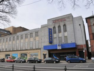 The Astoria became a bingo hall and is currently unoccupied | Photo by Tony Mould