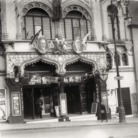 Academy Cinema, West Street, 1935 | From the private collection of Jennifer Drury