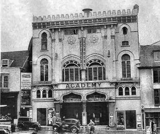 Built in 1912 on the site of the Turkish Baths (1868 - 1911) it was then the largest of Brighton's few cinemas until dwarfed by the Regent, opened in July 1921 | Royal Pavilion and Museums Brighton and Hove