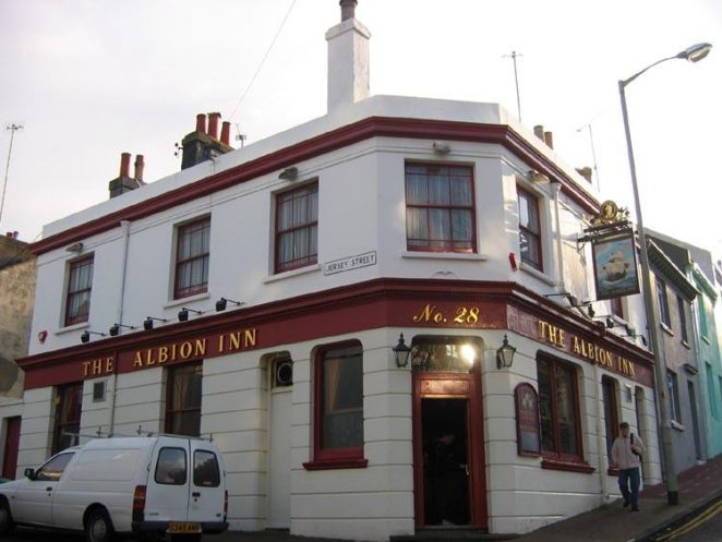 Albion Inn | Photo by Sue Craig