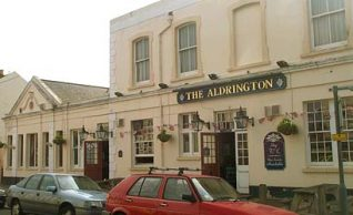 The Aldrington pub, Portland Road, Hove | From a private collection