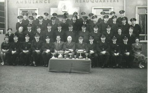 Photos of Brighton Ambulance Service, 1946-1974
