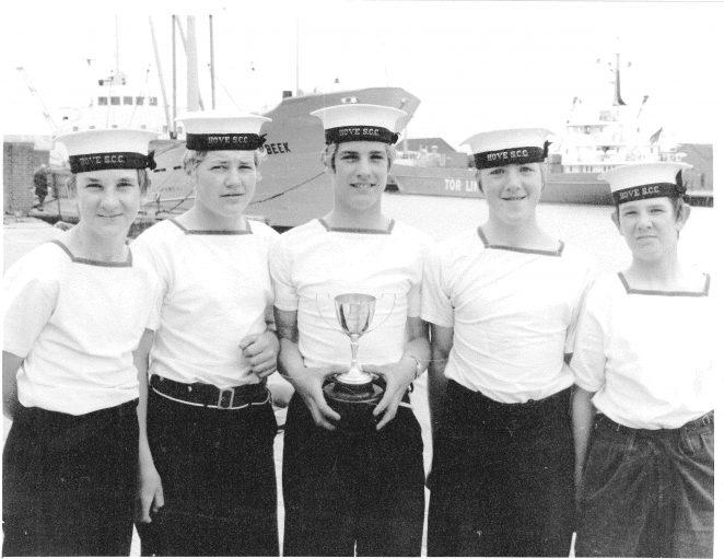 Hove Sea Cadets
