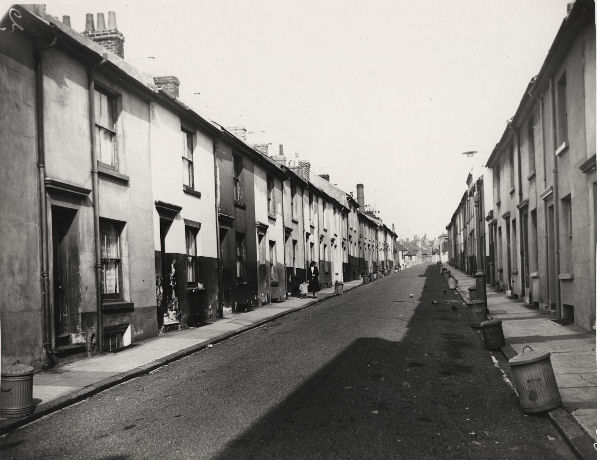Ashton Street | Image reproduced with permission from Brighton History Centre