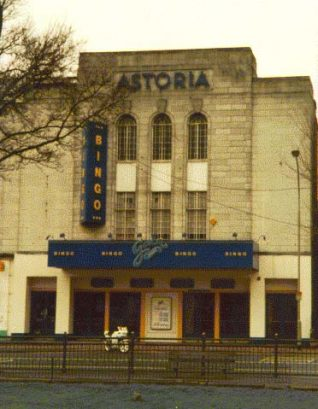 The Astoria when it was a bingo hall | From the 'My Brighton' CD