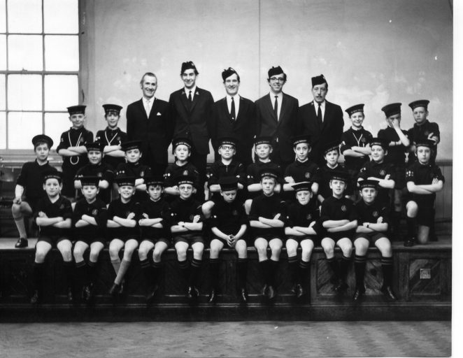 The 13th Brighton Boys' Brigade | From the private collection of Geoff Robbins