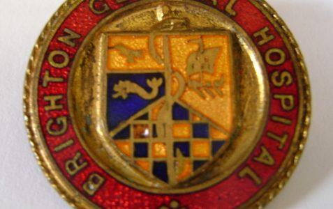 SRNs' Hospital Badge