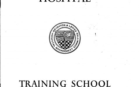 Nurse Training Prospectus