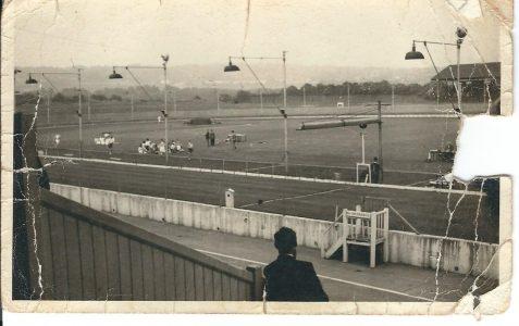 Brighton Hospital Sports Day 1953