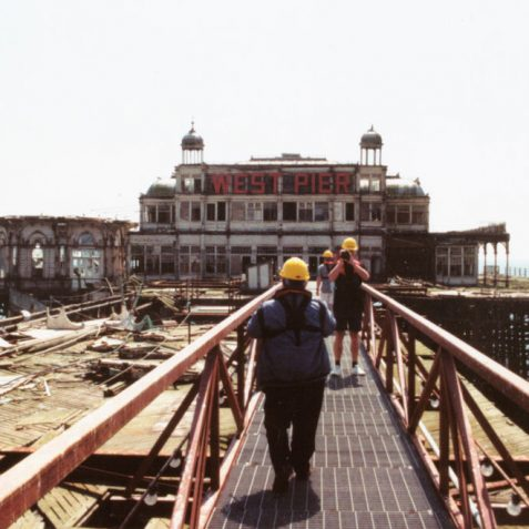 The West Pier | Photo by Bob Herrick