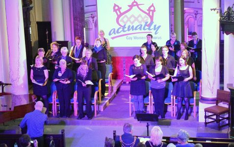 Brighton and Hove Actually Gay Women's Chorus