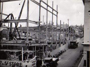 BHS Marlborough Street 1931 | Peter Groves
