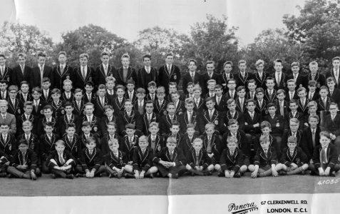 School photo c1962