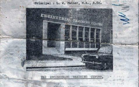 Opening in September 1967