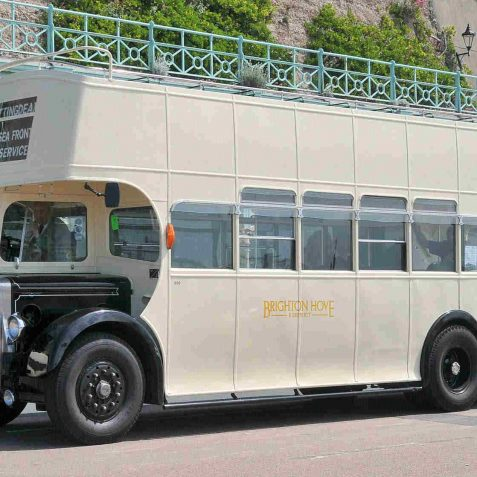 Brighton and Hove Buses 75th Anniversary Rally   Photo by Tony Mould