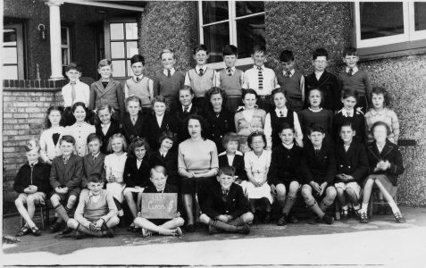 Class 5 1951