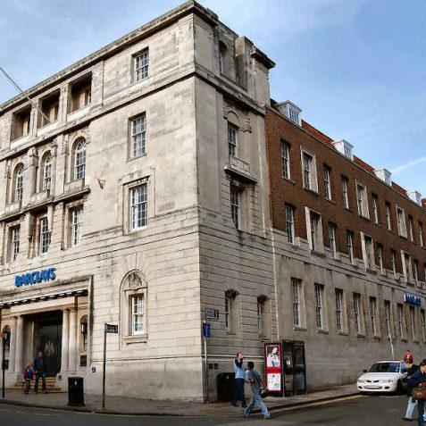 Barclay's Bank, North Street | Photo by Tony Mould