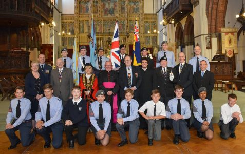 Battle of Britain commemorative service