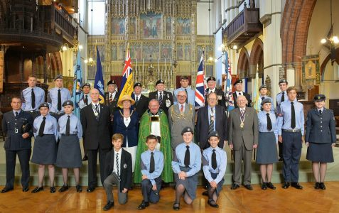 Battle of Britain day service