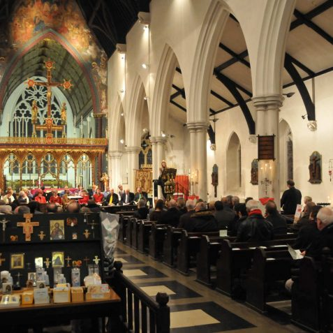 The Sussex Beacon Christmas Carols service at St. Paul's Church | Photo by Tony Mould