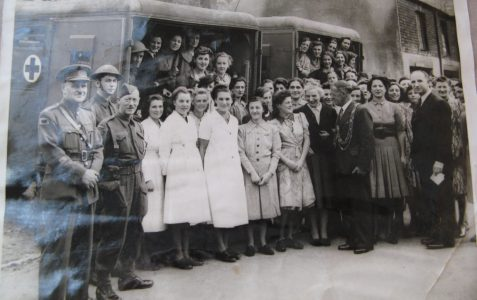 Bellman's in WWII