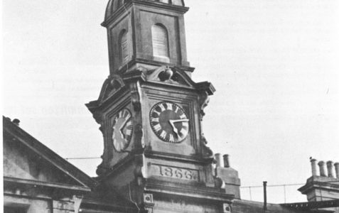 The Turret Clock