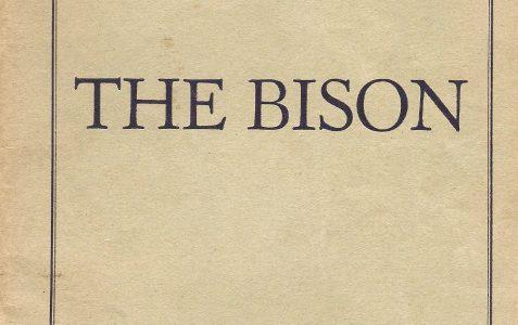 Bison Magazine 1953