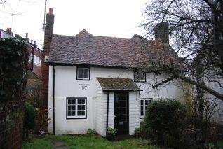 Blacksmith Cottage   Photo by Tony Mould