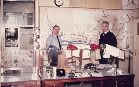 Brighton County Control Room - 1967