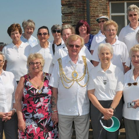 Hove and Kingsway Ladies Bowls Club | Photo by Tony Mould
